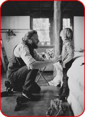 Отцы и дети, которые стали известными