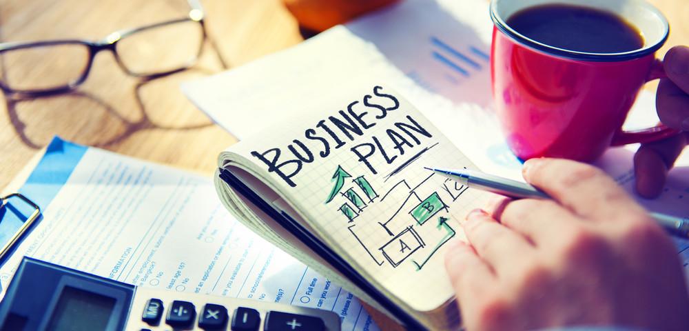 бизнес план, via shutterstock
