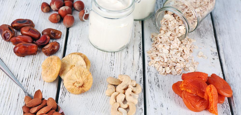 здоровый завтрак, via shutterstock