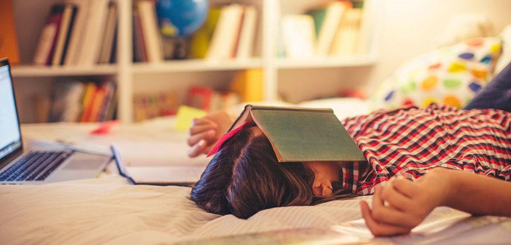 Режим сна - оптимальный для обучения