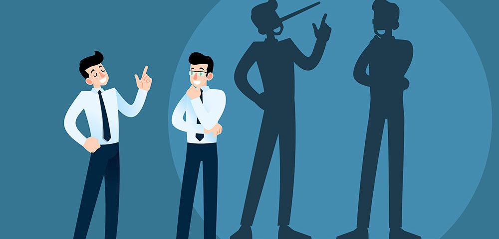 5 способов справиться с фальшивыми людьми